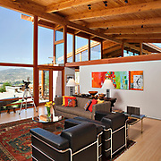 Norm Applebaum AIA, Matheron Residence, San Pasqual, California, residential architecture, residential design, Mid-century Modern, modern architecture, architecture, interior design, landscape design, San Diego, California, residential architecture, residential design, modern architecture, architecture, interior design, landscape design, San Diego Home & Gardens Magazine