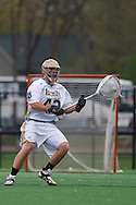 May 1, 2009:    #42 Scott Rodgers of Notre Dame in action during the NCAA Lacrosse game between Notre Dame and Quinnipiac at GWLL Tournament in Birmingham, Michigan. (Credit Image: Rick Osentoski/Cal Sport Media)