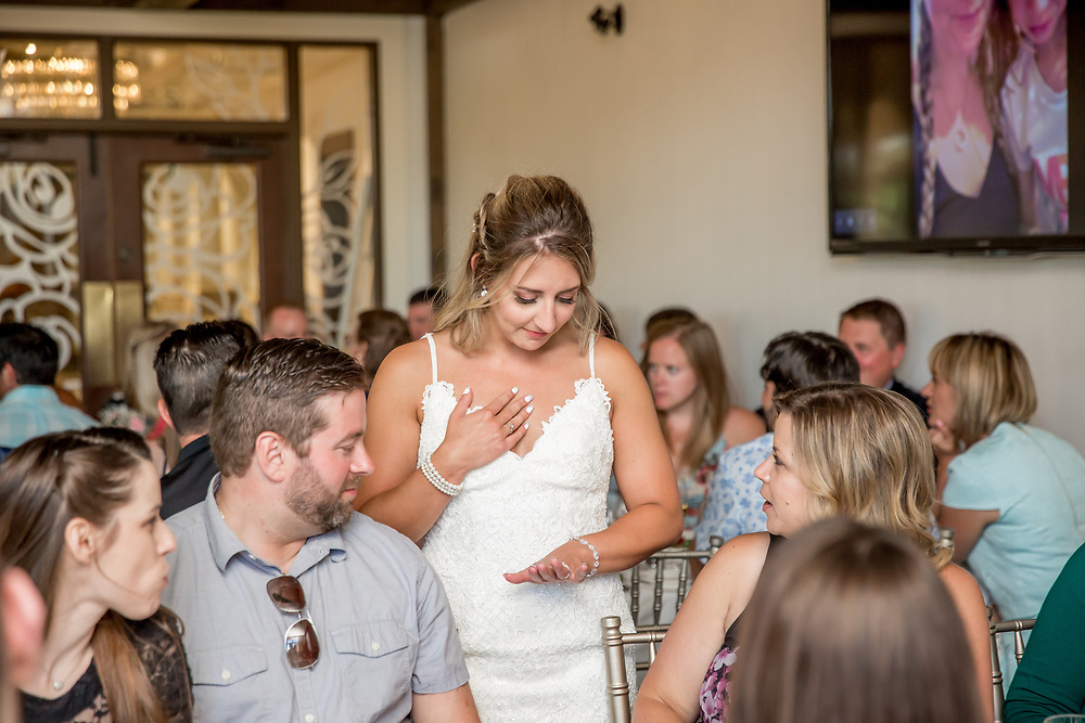 Ashley & Trent, Whistle Bear Summer Wedding