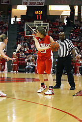 28 January 2007: Devyn Flanagan. Before a record crowd or nearly 4200, the Bradley Braves were defeated by the conference leading (9-0) Redbirds of Illinois State University by a score of 55-47 at Redbird Arena in Normal Illinois.