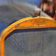 Mack Truck Radiator - Motor Transport Museum - Campo, CA - Lensbaby