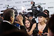 Mario Testino at Vogue December Issue Mario Testino Party