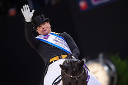 - Grand Prix Freestyle - FEI World Cup™ Dressage Final - FEI World Cup™ Dressage Final - Longines FEI World Cup Finals Paris - Accor Hotels Arena, Bercy, Paris, France - 14 April 2018