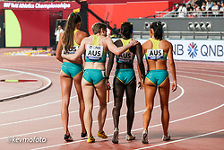 2019 IAAF World Athletics Championships, Doha, Qatar, September 27- October 6, Day 8