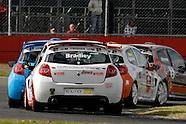ELF Renault Clio Cup. Silverstone 2009
