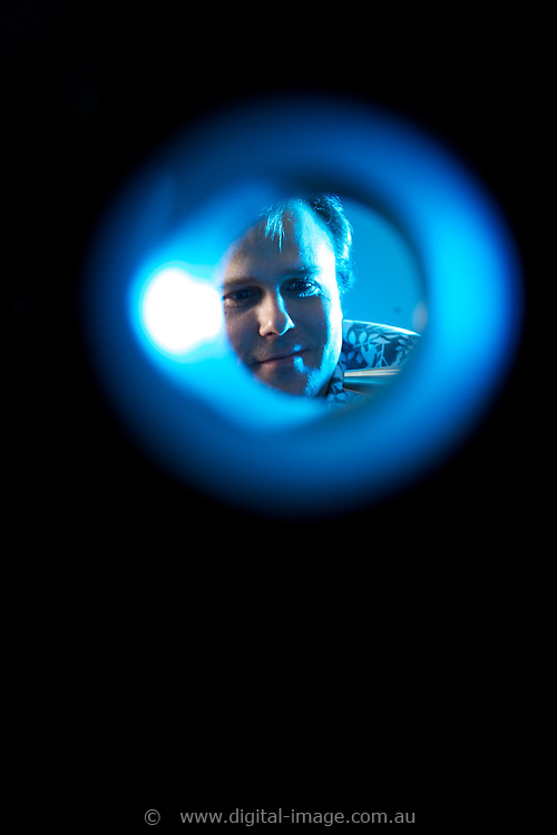 Dr Nigel Kirby, Principal Scientist - SAXS/WAXS, Australian Synchrotron