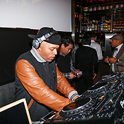NLD/Amsteram/20121025- Lancering Assassin's Creed game, dj