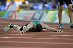 16/07/2017 : Michael McKillop (IRL), Men's 800m, T38, Final, at the 2017 World Para Athletics Championships, Olympic Stadium, London, United Kingdom