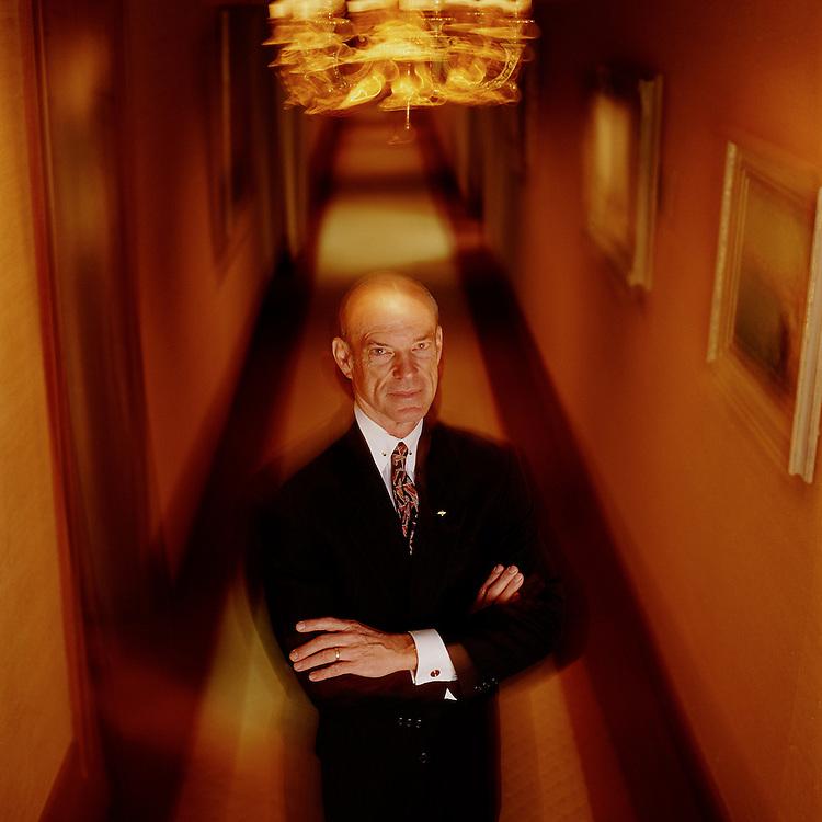 Sprint CEO William Esrey