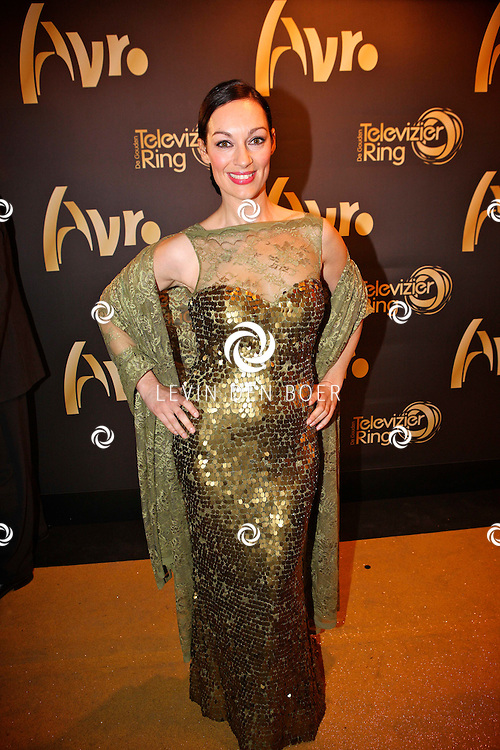 AMSTERDAM - In theater Carre is de Gouden Televizier Ring gala weer geweest.  Met op de foto Miryanna van Reeden. FOTO LEVIN DEN BOER - PERSFOTO.NU
