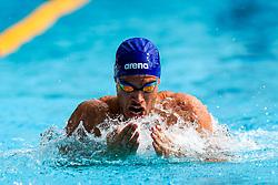 "Martin Szollosi of Hungary during 43rd International Swimming meeting ""Telekom 2019"", on July 13, 2019 in Radovljica, Slovenia. Photo by Matic Klansek Velej / Sportida"