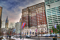 City Hall & Benjamin Franklin Parkway