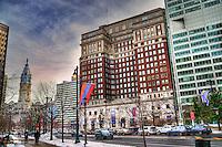 City Hall & Benjamin Franklin Parkway