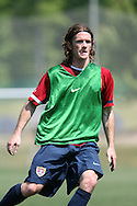 John O'Brien on Wednesday, May 17th, 2006 at SAS Soccer Park in Cary, North Carolina. The United States Men's National Soccer Team held a training session as part of their preparations for the upcoming 2006 FIFA World Cup Finals being held in Germany.