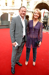 NICK JONES and KIRSTY YOUNG at the Royal Academy of Art Summer Exhibition Preview Party on 4th June 2008.<br />
