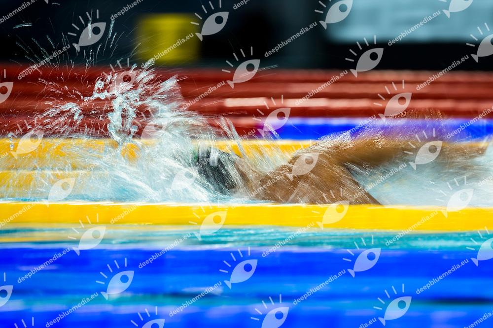 Detti Gabriele ITA<br /> 1500m Freestyle Men Heats<br /> 32nd LEN European Championships <br /> Berlin, Germany 2014  Aug.13 th - Aug. 24 th<br /> Day07 - Aug. 19<br /> Photo G. Scala/Deepbluemedia/Inside