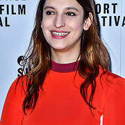 Sarah Vevers attend TriForce Short Festival, on 30 November 2019, at BFI Southbank, London, UK.