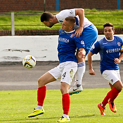 Cowdenbeath v Queen of the South | Scottish Championship | 27 September 2014