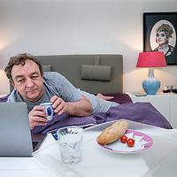 Nederland, Amsterdam, 26 mei 2017.<br />Jon van Eerd  is een Nederlandse acteur, zanger en schrijver.<br /><br /><br /><br />Foto: Jean-Pierre Jans