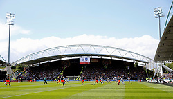 A general view during play at the John Smith's Stadium - Mandatory by-line: Matt McNulty/JMP - 14/05/2017 - FOOTBALL - The John Smith's Stadium - Huddersfield, England - Huddersfield Town v Sheffield Wednesday - Sky Bet Championship Play-off Semi-Final 1st Leg