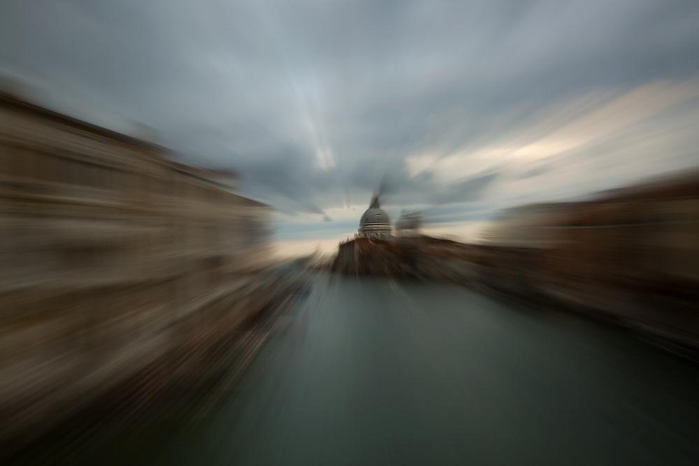 Venice, Italy, Basilica of Santa Maria della Salute
