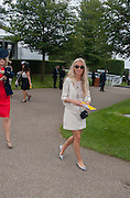 MARTHA WARD, Ladies Day, Glorious Goodwood. Goodwood. August 2, 2012