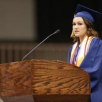 Nettleton High School Valedictorian Madison Dabbs