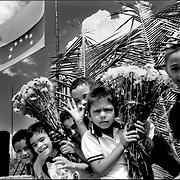 DAILY VENEZUELA / VENEZUELA COTIDIANA.Zuata, Estado Aragua - Venezuela 2004.(Copyright © Aaron Sosa)