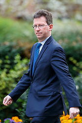 © Licensed to London News Pictures. 29/03/2017. London, UK. Attorney General JEREMY WRIGHT attends a cabinet meeting in Downing Street, London on Wednesday, 29 March 2017 as Prime Minister Theresa May triggers article 50 and starts Britain's departure from the European Union. Photo credit: Tolga Akmen/LNP
