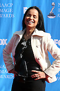 Victoria Rowell arriving at The 39th Annual NAACP IMAGE AWARDS held at the Shrine Auditorium in Los Angeles, Calaifornia on February 14, 2008