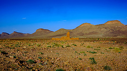 Mountain landscape near Tazzarine, Morocco<br /> <br /> (c) Andrew Wilson | Edinburgh Elite media