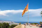 Castell de Montjuic, Barcelona, Spain