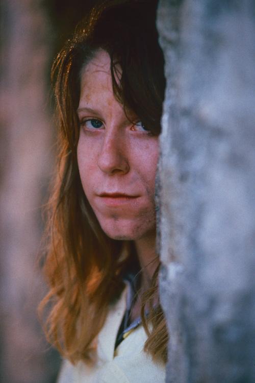 Homeless street girls as portrayed by models. MODEL RELEASED