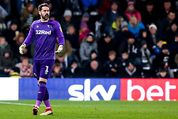Scott Carson of Derby County - Mandatory by-line: Robbie Stephenson/JMP - 17/12/2018 - FOOTBALL - Pride Park Stadium - Derby, England - Derby County v Nottingham Forest - Sky Bet Championship