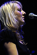 Helen Boulding live in the Heineken Music Hall as support act for Bryan Ferry.
