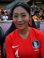 International Women's Friendly Matchs 2019 / <br /> Cup of Nations Tournament 2019 - <br /> Argentina vs South Korea 0-5 ( Leichhardt Oval Stadium - Sidney,Australia ) - <br /> Jung Young-A of South Korea