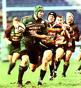 London Irish v Roma; Heineken Shield - Sat 18 Dec 1999..Jake Boer [Mandatory Credit: Peter Spurrier:Intersport Images.com]