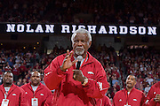 Arkansas Razorback 1994 Basketball  Team that won the National Championship with Nolan Richardson, Scotty Thurman, Corliss Williamson...©Wesley Hitt.All Rights Reserved.501-258-0920.