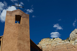 monastery of christ in the desert, Abiquiu, NM