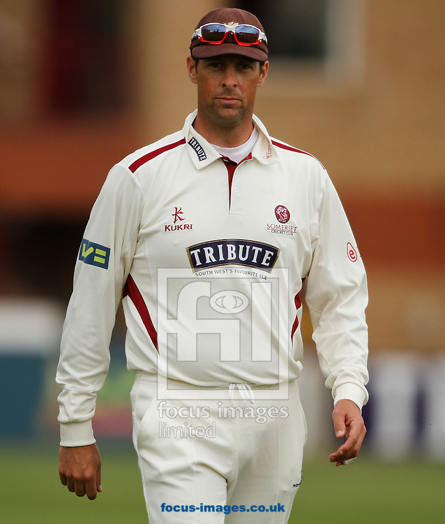 Picture by Tom Smith/Focus Images Ltd 07545141164<br /> 07/06/2013<br /> Marcus Trescothick of Somerset County Cricket Club during day two of the LV County Championship Div One match at the County Ground, Taunton, Taunton.