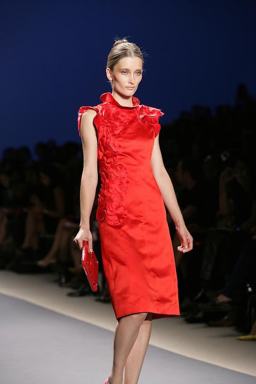 Vivienne Tam <br /> Spring/Summer 2009 Collection<br /> Mercedes-Benz Fashion Week<br /> Sept, 2008, New York, NY