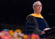 17716Undergraduate Commencement 2006. former president of Massachusetts Institute of Technology (MIT) Charles Vest, Ph.D.