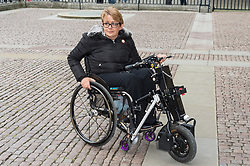 © Licensed to London News Pictures. 07/06/2017.  London, UK. TANNI GREY-THOMPSON attends the Memorial Service of RONNIE CORBETT at Westminster Abbey. The entertainer, comedian, actor, writer, and broadcaster was best known for his long association with Ronnie Barker in the BBC television comedy sketch show The Two Ronnies. Photo credit: Ray Tang/LNP