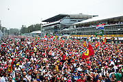 September 4, 2016: Crowd at Monza , Italian Grand Prix at Monza