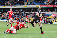 London Welsh v London Irish - 28.02.2015