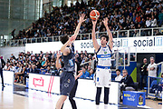 Marco Lagana<br /> Dolomiti Energia Aquila Basket Trento - Germani Basket Brescia Leonessa<br /> Lega Basket Serie A 2016/2017<br /> PalaTrento 23/04//2017<br /> Foto Ciamillo-Castoria / M. Brondi