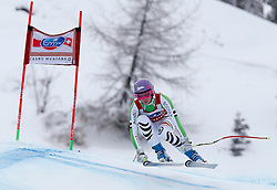 02.03.2014, Mont Lachaux, Crans Montana, SUI, FIS Weltcup Ski Alpin, Crans Montana, Abfahrt, Damen, im Bild Maria Hoefl-Riesch (GER) // during Womens Downhill of FIS Ski Alpine World Cup at the Mont Lachaux in Crans Montana, Switzerland on 2014/03/02. EXPA Pictures © 2014, PhotoCredit: EXPA/ Freshfocus/ Christian Pfander<br /> <br /> *****ATTENTION - for AUT, SLO, CRO, SRB, BIH, MAZ only*****