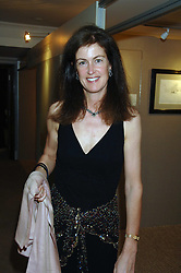 LADY HENRIETTA SPENCER-CHURCHILL at the Grosvenor House Art & Antiques Fair Gala evening in aid of the UKs oldest childrens charity CORAM held at the Grosvenor House Hotel, Park Lane, London on 14th June 2007.<br /><br />NON EXCLUSIVE - WORLD RIGHTS