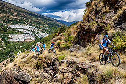 18-09-2018 ESP: BvdGF La Vuelta a Sierra Nevada day 3, Laroles<br /> Third day of the mountainbike and cycling challenge from Capileira to Laroles / Spain