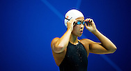 LONDEN - Ranomi Kromowidjojo wint goud op de finale 50 meter vrije slag in het Aquatics Centre in Londen tijdens de Olympische Spelen.